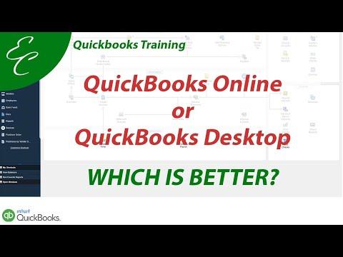 QuickBooks Online or QuickBooks Desktop, Which is Better?
