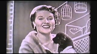 """Patti Page - """"(How Much Is) That Doggie in the Window?"""" (1953)"""