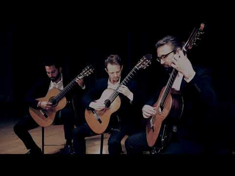 Some rockin classical music from the group, The DNT Guitar Trio.
