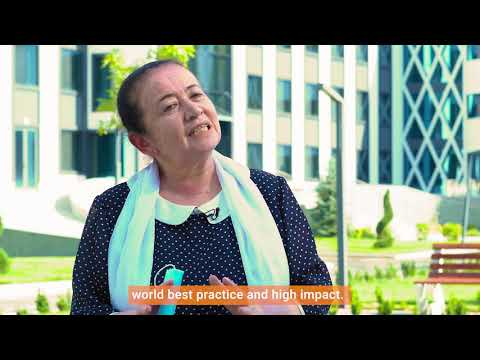 World Population Day 2020 - Message by the Deputy Minister of Health of the Republic of Uzbekistan