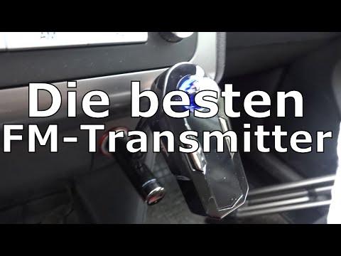 Test & Vergleich: Die besten FM-Transmitter von 1,91 € bis 25 € - Review