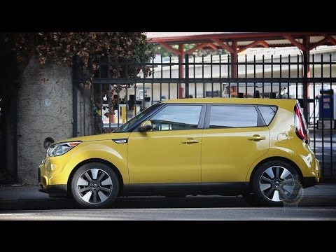 2016 Kia Soul – Review and Road Test