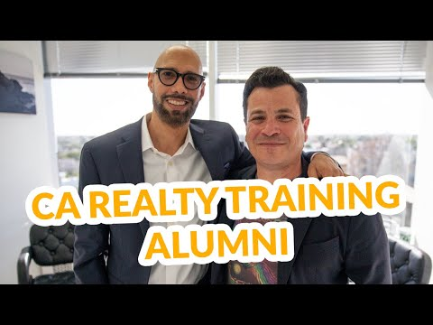 Real Estate School: A Student's Changed Life - YouTube