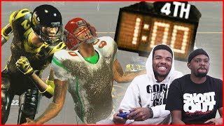 Game Goes Down To The FINAL Minute! - Blitz The League 2 Subscriber Game