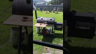 HOW TO SEASON YOUR SMOKER IN 1 MINUTE