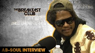 Ab-Soul Drops By The Breakfast Club To Talk About His New Album