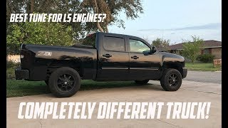 E Tuned Performance Review  Cammed Silverado
