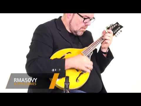 ORTEGA RMA50VY Akustická mandolína