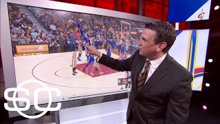 Ben Simmons does something on defense vs LeBron James that we almost never see | SportsCenter | ESPN - Video Youtube