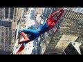 Spider-Man PS4 - Classic Spider-Man Suit free roam