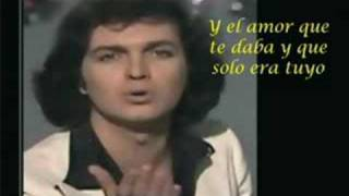 Querido Amor - Camilo Sesto  (Video)