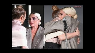 Lady Gaga, Jennifer Lopez   Emotional Speech On Surviving Sexual Assault And Mental Health