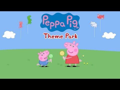 Download Peppa Pig: Theme Park 1 2 3 APK (MOD money) for android