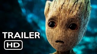Guardians Of The Galaxy Vol 2 Official Trailer 2 2017 Chris Pratt SciFi Action Movie HD
