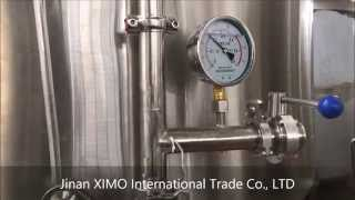 High Quality Brewery Equipment: 10BBL Brewhouse Walkthrough