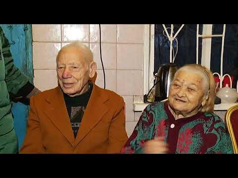 Поздравление ветеранов Великой Отечественной войны с Днём рождения
