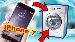 ЧТО БУДЕТ, ЕСЛИ ПОСТИРАТЬ iPhone 7 ЭПИК