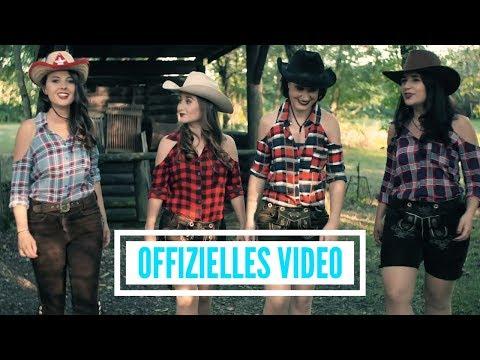 Blechbixn - I bin a bayrisches Cowgirl (offizielles Video)
