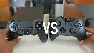 Sony PS4 vs XBox One Impressions!