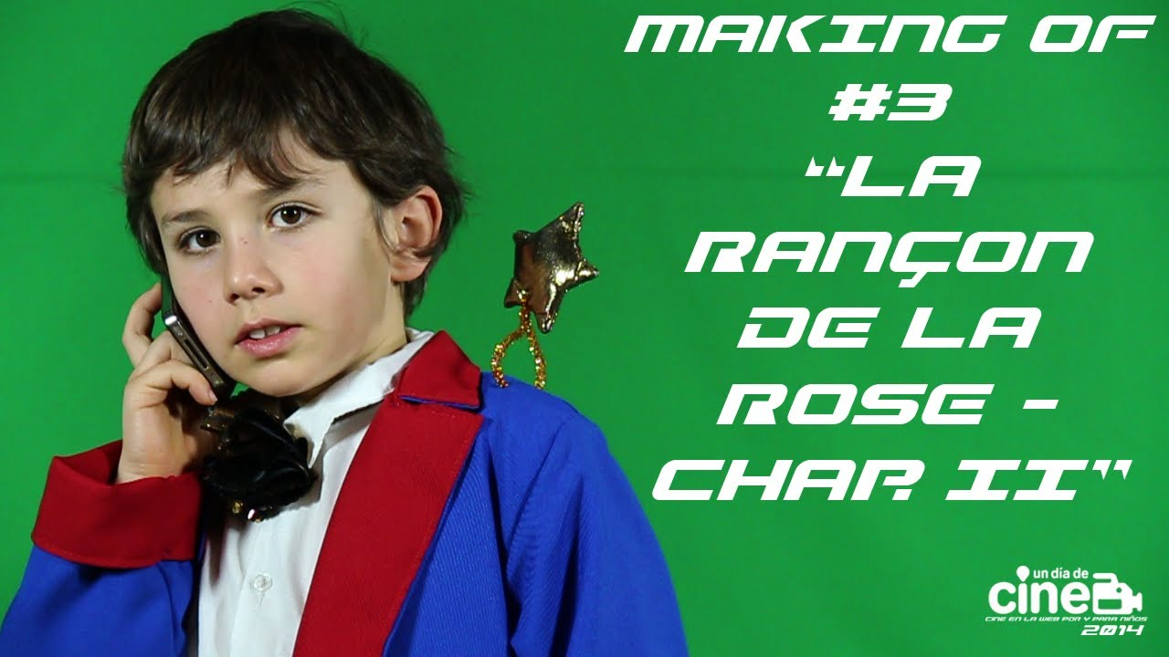 Making of Rançon de la Rose. Lycée Français de Madrid #3