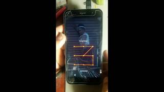 how to open pattern lock Boost Mobile Pulse sky