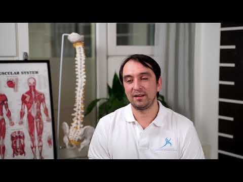 Naprapatbehandling med eller utan 3D-rörelseanalys