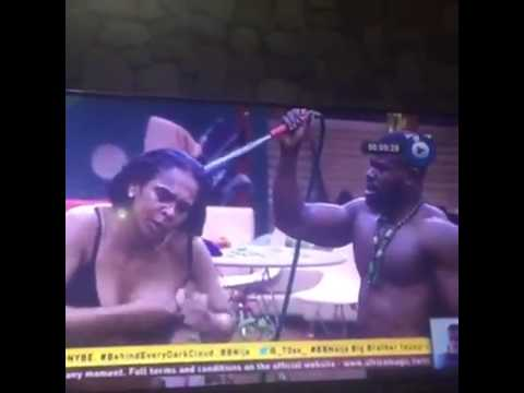 Tboss Blamed For Kemen Eviction, Accused Of Always Exposing Her Boobs