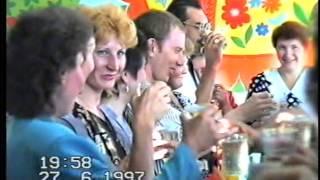 2 1 Встреча выпускников. 1997г с.В-Киги, школа №1.Часть1.