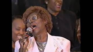 Rev. Cleophus Robinson & The Robinson Family - I Can See So Much