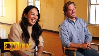 Watch Willie Geist's Full Interview With Chip And Joanna Gaines | Sunday TODAY
