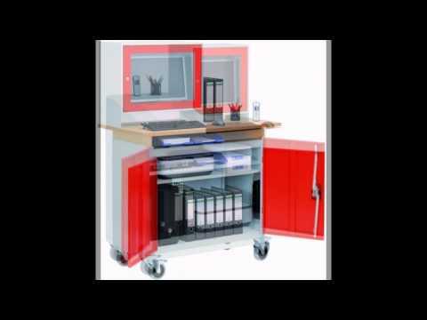 Computerschrank für Werkstatt Lager Produktion und Büro