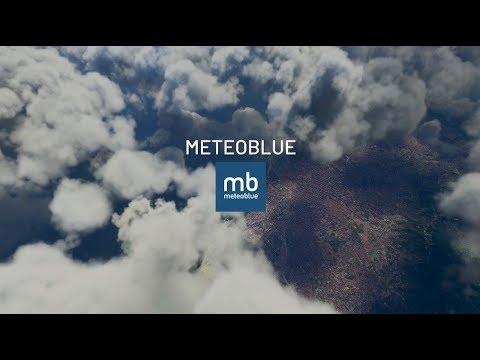 Partnership Series: Meteoblue de Microsoft Flight Simulator