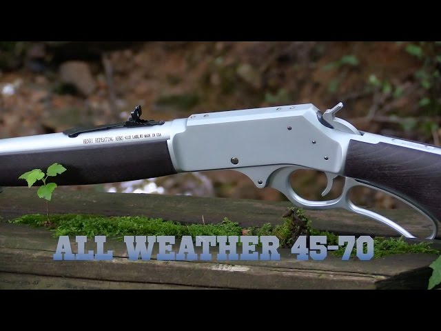 291802e04578 All-Weather .45-70 Review