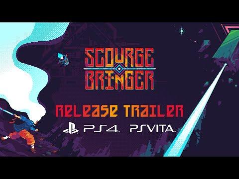 Видео № 1 из игры ScourgeBringer [NSwitch]