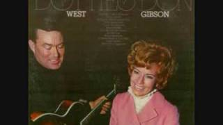 Don Gibson and Dottie West- Sweet Memories
