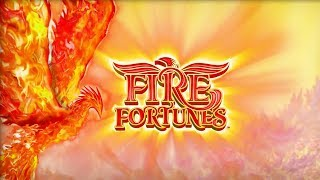 Fire Fortunes Slot - SHORT & SWEET - $5 Max Bet!