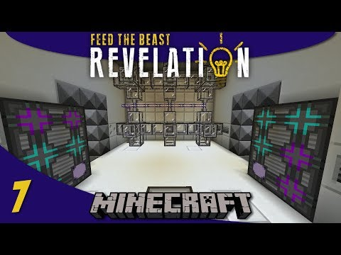 Download How To Play Ftb Revelation How To Build A Mob Farm E07