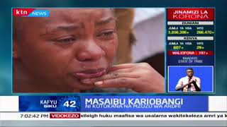 Masaibu ya waliobomolewa nyumba katika kijiji cha Kariobangi