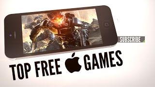 Top 5 Best Free iOS Games Of 2014 (iPhone | iPad)