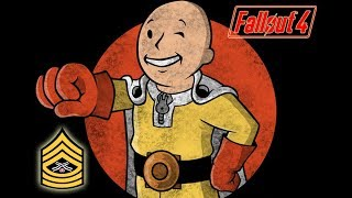 ONE PUNCH MAN | FALLOUT 4 (PC, MODDED) | INTERACTIVE STREAM | 1080p @ 60fps