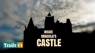 You Can Now Take a Terrifying Virtual Tour of Dracula's Castle