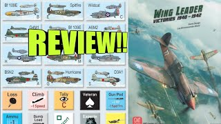 WING LEADER VICTORIES gmt games review