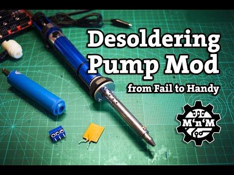 Download Random Desoldering Pump Mod From Fail To Handy