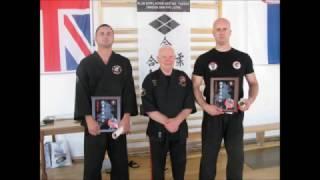 III WAMA Seminar with Hanshi Steve Barnett - Kragujevac 2014