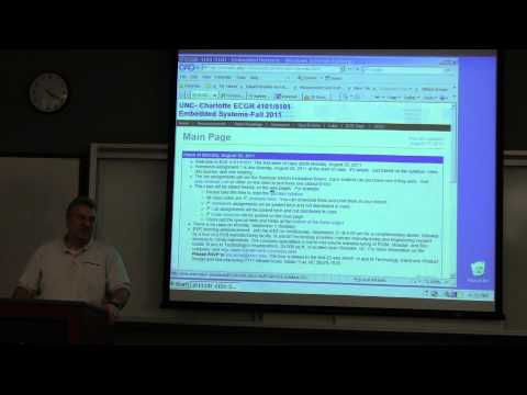 Embedded Systems Course - Lecture 01: Introduction to Embedded ...