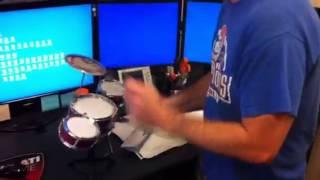 Desktop Drums