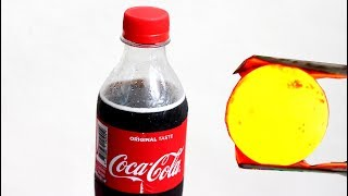 Iron Ball 1000 degree and Coca Cola - So Much Smoke