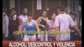 """Imágenes C5N - """"Alcohol, descontrol y violencia"""""""