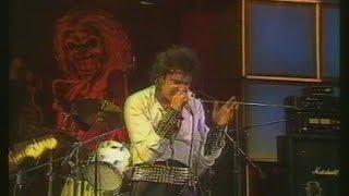 Iron Maiden - Live in Bremen 1981/04/29 [50fps]