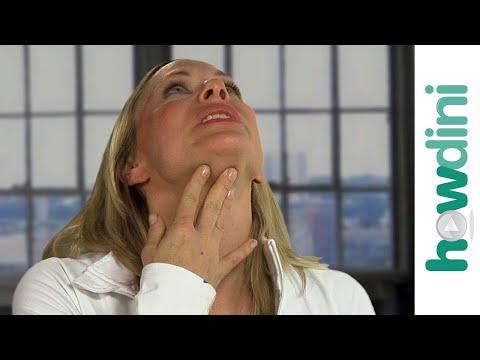 Ασκήσεις yoga για το πρόσωπο και τον λαιμό